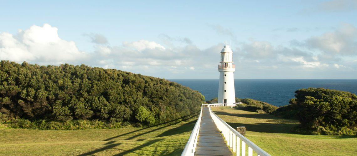 Cape,Otway,,Victoria,,Australia,-,July,2019.,Cape,Otway,Lightstation