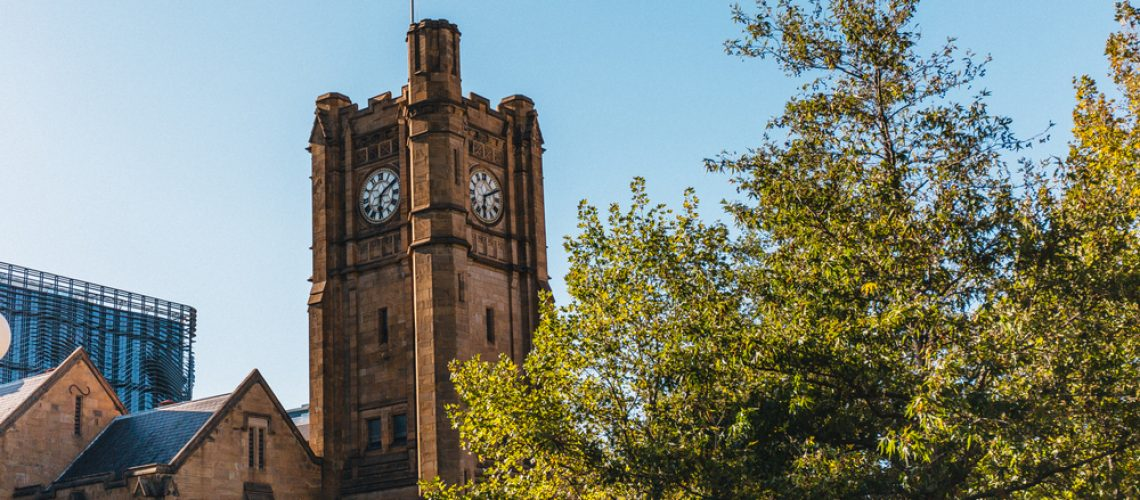 Photo,Of,A,Building,At,University,Of,Melbourne
